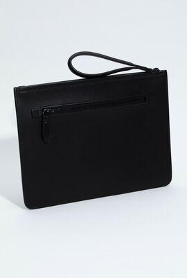 Firenze Leather Clutch