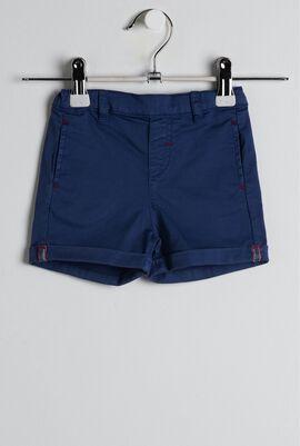 Navy Summer Shorts