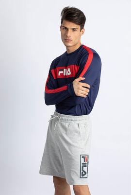 Logo Cotton Shorts