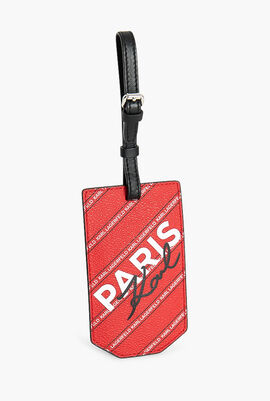 K/City Paris Bag Tag