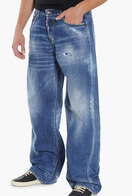 Paint Job Super Big Jeans