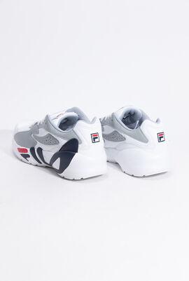 Mindblower LC White/Fila Navy Sneakers