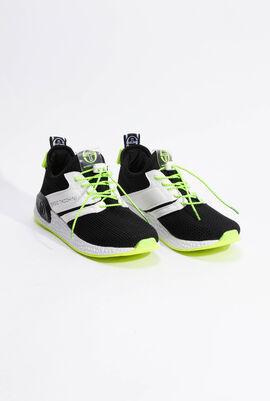 Frederique KNX Neon Sneakers