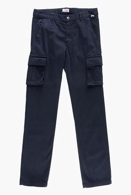 Plain Cargo Pants