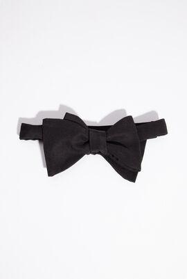 Silk Sized Bow Tie