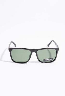 Polarized Rectangular Sunglasses