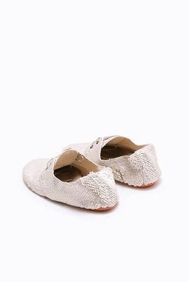 Flat Sequin Shoes