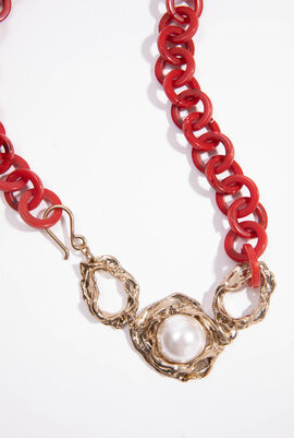 Basco Chain Long Necklace