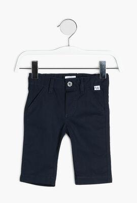 Plain Chino Pants