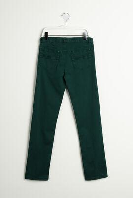 Elasticated Waist Pants