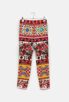 Charmeuse Mambo Pants