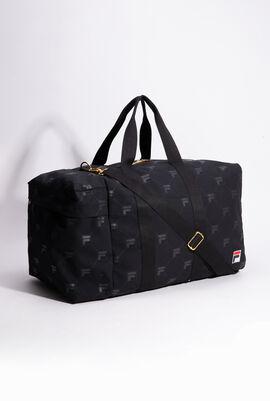 Franklin Black Holdall Bag