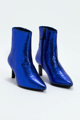 Bibbiana Mid High Leather Boots
