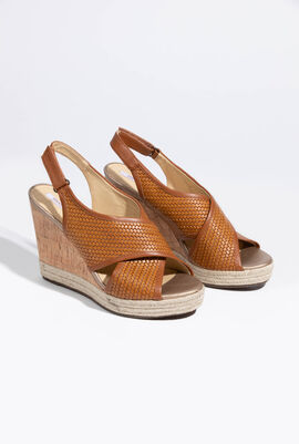 Janira Wedge Sandals