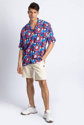 Haulani Hawaiian Festival Short Sleeves Shirt