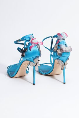 Kiera Sandals WITH Butterfly Appliques