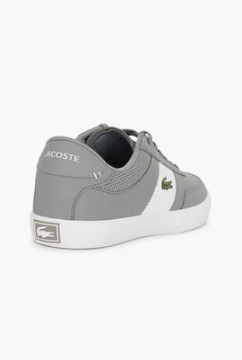 Court Master Leather Sneakers