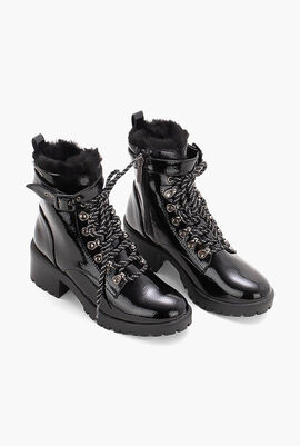 Fulham Bass Ankle Boots