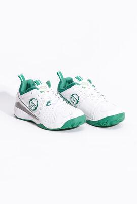 حذاء رياضي جلد A01
