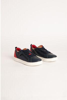 Djrock Leather Sneakers