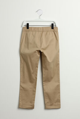 Beach Cotton Pants