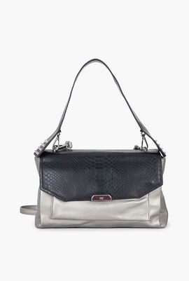 Rock Snake Medium Shoulder Bag
