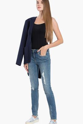 Eva Use Bleu Stretch Jeans