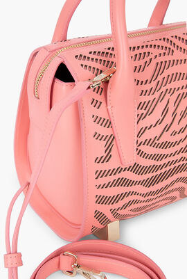 Audrey Cut-Out  Bowling Bag