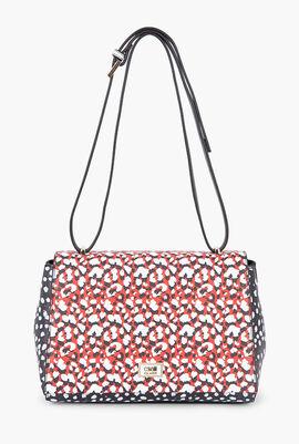 Euphoria Printed Shoulder Bag