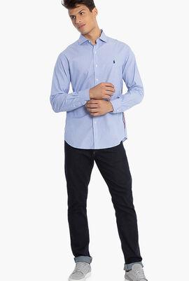 Slim Fit Long Sleeves Shirt