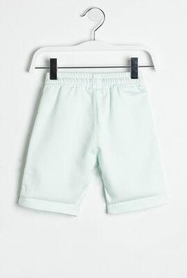 Zip Pockets Shorts