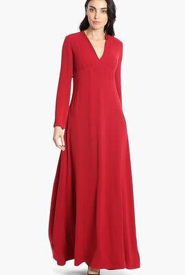 Foscari Long Sleeves Dress