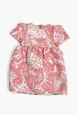Jacquard Lilium Dress