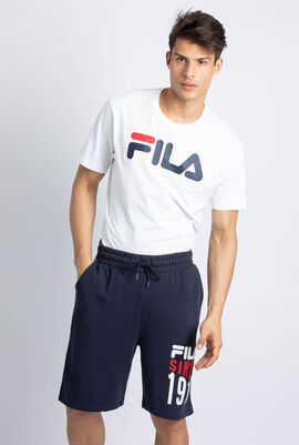 Logo Cotton Shorts