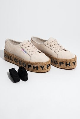 X Philosophy Suede Sneakers for Women