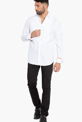 Tailored Long Sleeves Evening Shirt