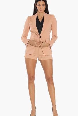 Stretch Crepe Sunset Suit