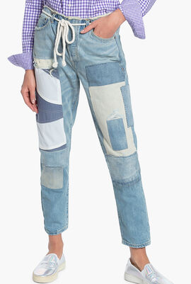 Avery BF Relaxed Jeans