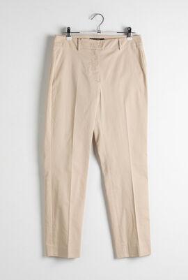 Alibi Stretch Fit Cropped Pants