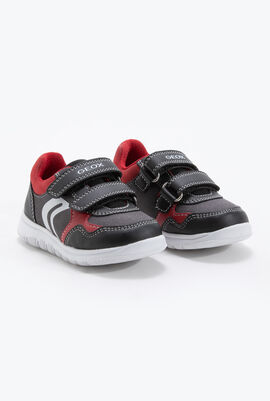 Xunday Leather Sneakers