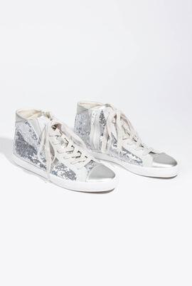 D Giyo A High-Top Sneakers