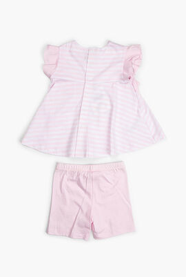Stripes Baby Set