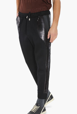 Sequined Sweatpants