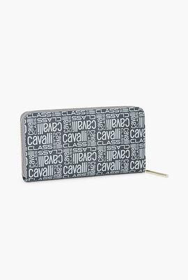 Signature Long Zip Around Wallet