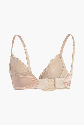 Volage Floral Lace Underwired Bra