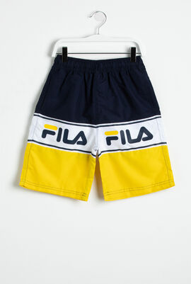 Ross Colour Block Swim Short