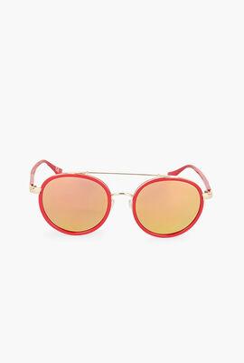 Pantos Mirrored Sunglasses