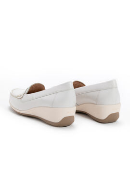 Arethea Leather Loafers