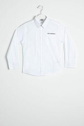 Logo Long Sleeve Shirt