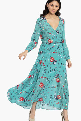 Daisy Long Dress